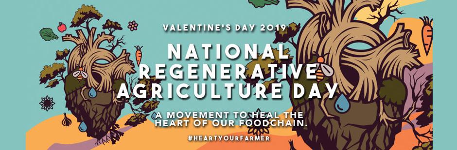 National Regenerative Agriculture Day Logo 2019